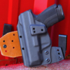 iwb concealed carry Springfield XDE 4.5 holster