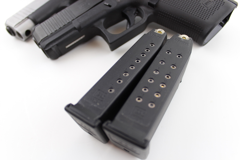 Glock 48 vs Glock 19 (with pictures) | Clinger Holsters