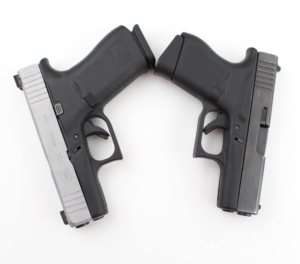 Glock 43X vs Glock 43 Grip Height