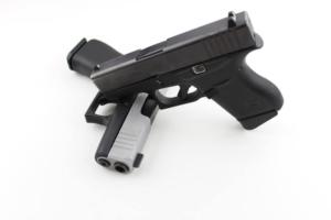Glock 43X VS Glock 43 - G43 is smaller