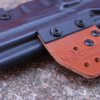 Ruger Security 9 Compact holster worn owb