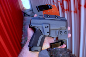 amazing iwb Beretta APX Carry holster