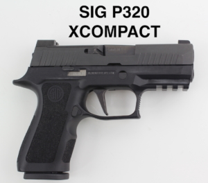 Sig P320 XCOMPACT Review