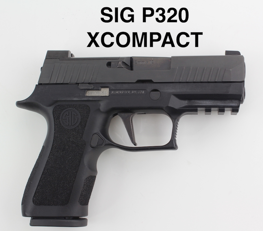 Sig P320 XCOMPACT Review (with pictures) (with pictures) | Clinger