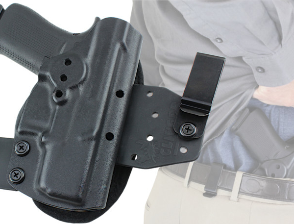 iwb concealment holster