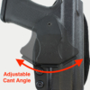 adjustable cant angle