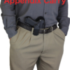 Gear Holster Appendix Carry