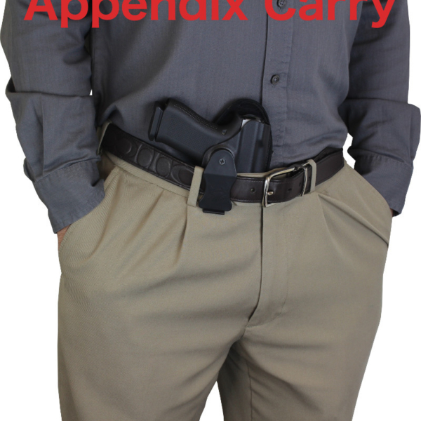 Gear Holster Appendix Carry