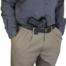 Low Ride holster with dress clothes