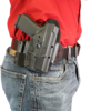 OWB Hinge Holster Wear