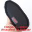 Clinger Cushion attached to holster