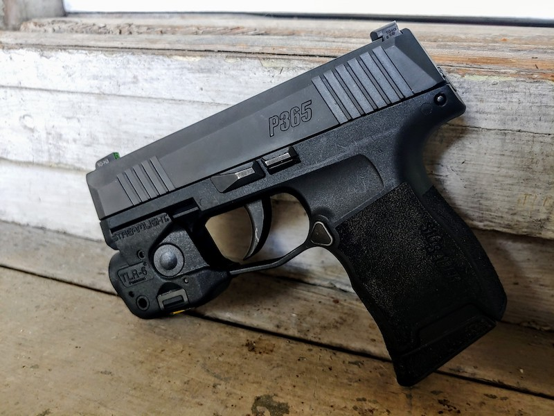 Profile of Sig P365