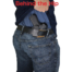 belt-draw-Sig-P365-kydex-holster