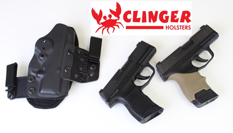 Sig P365 Holsters ready at release