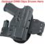 Beretta 92 Compact IWB Hinge Holster converts