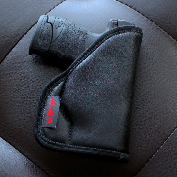 Beretta 92 Compact holster in front pocket