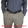 bersa thunder 380 holster with shirt tucked in