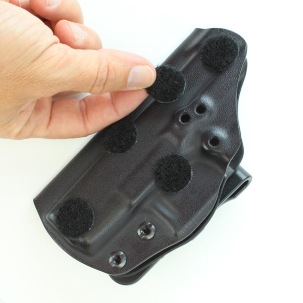 velcro dots that attach to bersa tpr9c holster