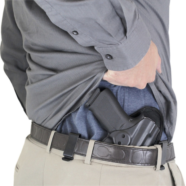 cushioned concealment for Glock 19 with TCM