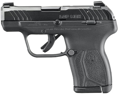 Ruger LCP MAX - best concealed carry pistol for pocket carry