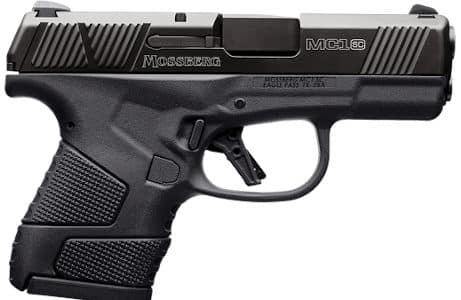 Best Concealed Carry Handguns - Mossberg MC1sc Holsters