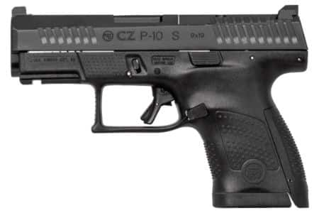 Best Concealed Carry Handguns - CZ P10S Holsters