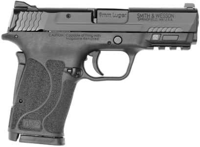 Best Concealed Carry Handguns -S&W M&P9 Shield EZ