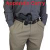 appendix Kydex holster for fn 5.7 mk2