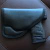 clipless glock 20 holster for pocket