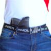 CZ P01 pocket carry holster