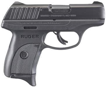 Best Concealed Carry Handguns - Ruger EC9s Holsters