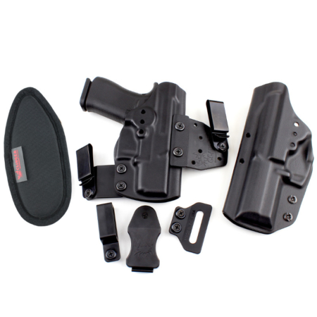 package deal with cushion for Glock 19 with TCM