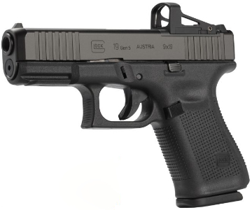 Best Concealed Carry Handguns - Glock 19 MOS Holsters