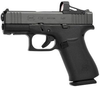 Best Concealed Carry Handguns - Glock 43X