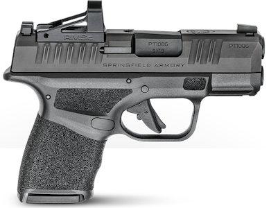 Best Concealed Carry Handguns - Springfield Hellcat OSP