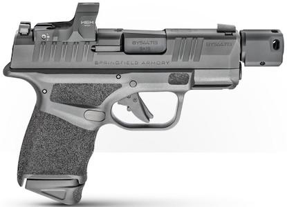Best Concealed Carry Handguns - Springfield Hellcat RDP