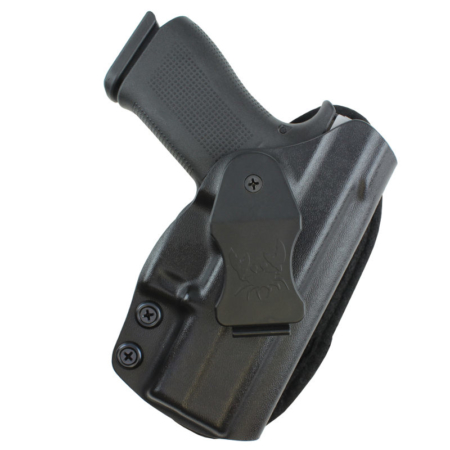 Kydex Glock 19 with TLR7 holster