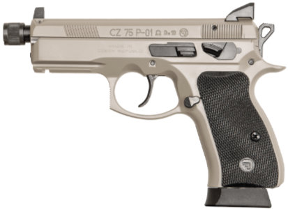 Best Concealed Carry Handguns - CZ P-01 Omega Holsters