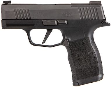 Best Concealed Carry Handguns - Sig P365X Holsters