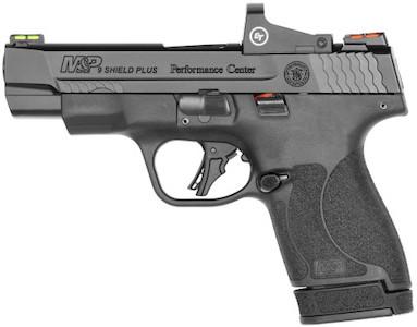 "Best Concealed Carry Handguns - S&W Performance Center M&P Shield Plus 4"""