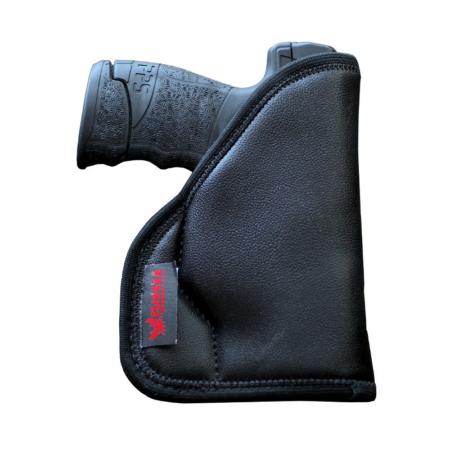 pocket holster for Glock 19 with TLR7
