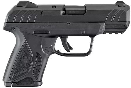 Best Concealed Carry Handguns - Ruger Security 9 Compact Holsters