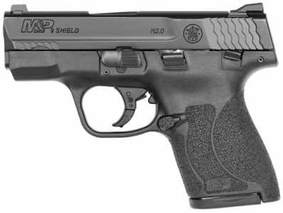 Best Concealed Carry Handguns - S&W Shield M&P M2.0