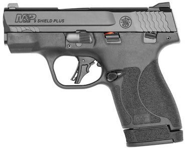 "Best Concealed Carry Handguns - S&W M&P Shield Plus 3.1"""