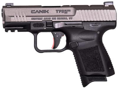 Best Concealed Carry Handguns - Canik TP9 Elite SC Holsters