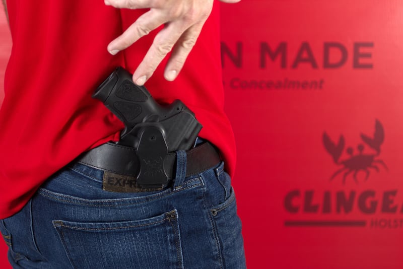 drawing the taurus g3c from holster