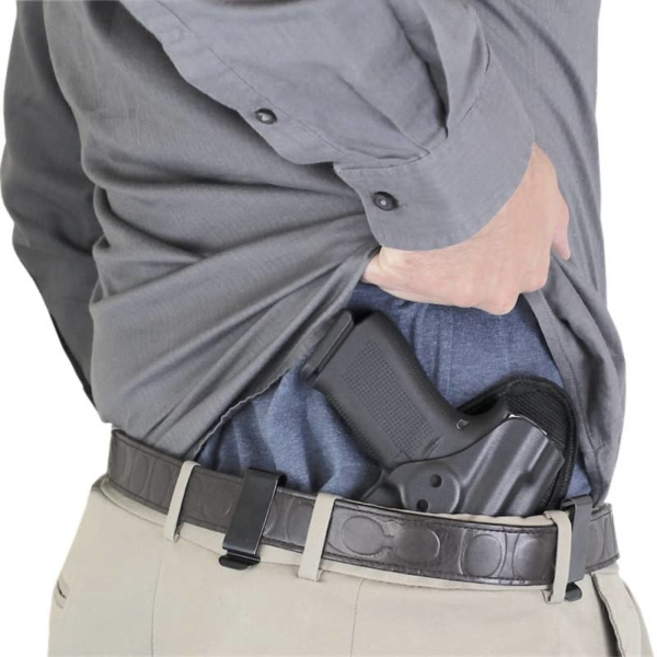cushioned concealment for Glock 48 MOS