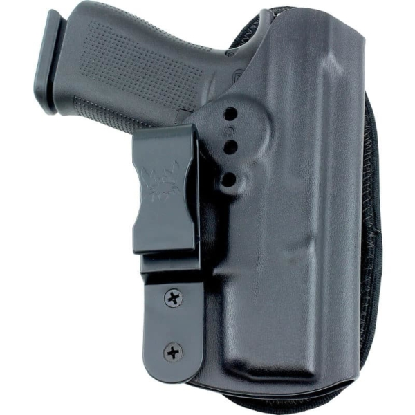 Glock 43X MOS appendix holster