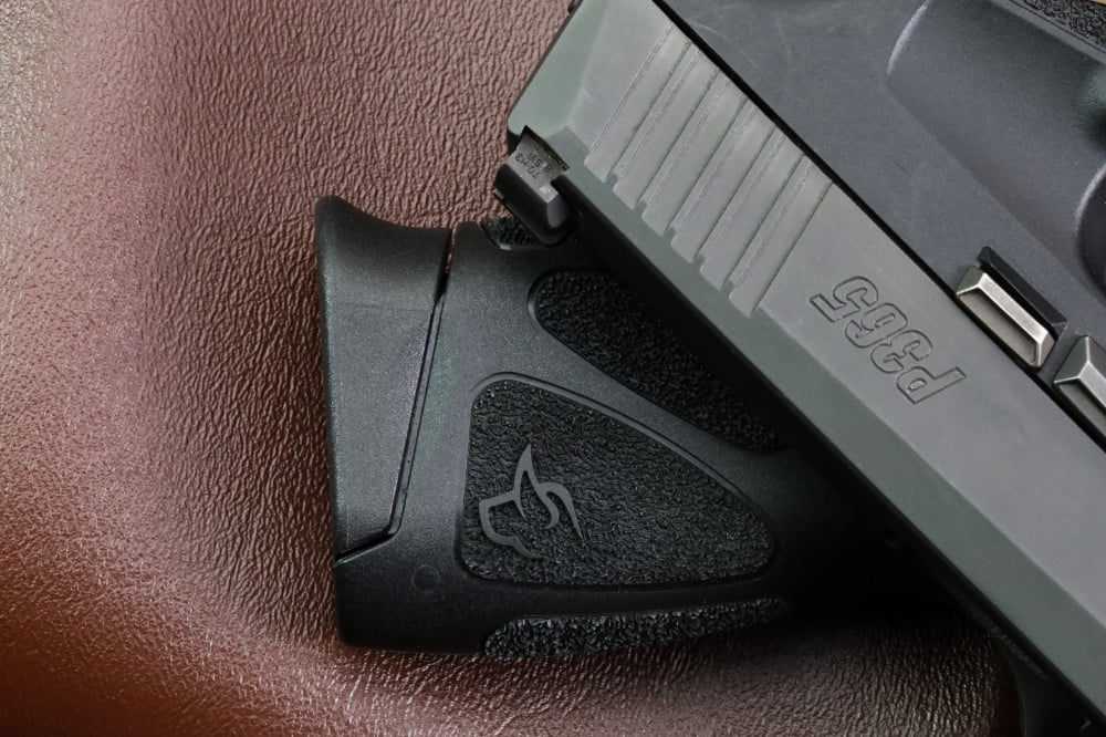 Sig P365 Grip on top of Taurus G3C