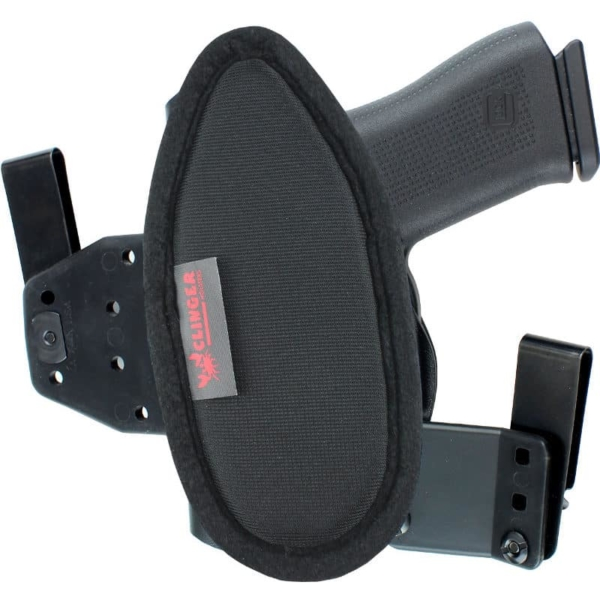IWB Holster for Glock 43X MOS behind the back